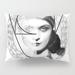 Homuncula: Pola Negri Pillow Sham