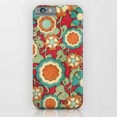 Autumn Floral iPhone 6s Slim Case