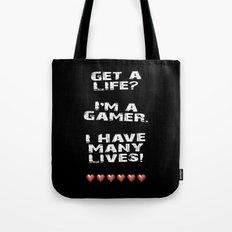 Get a Life? Tote Bag