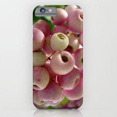 Mauve Berries iPhone 6s Slim Case