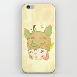 왕좌의 귀환 : RETURN OF THE THRONE iPhone Skin
