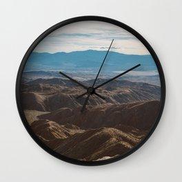Joshua Tree National Park IV Wall Clock