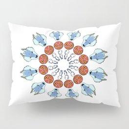 Mononoke Mandala Pillow Sham