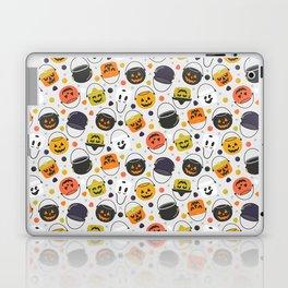 Halloween Candy Buckets Laptop & iPad Skin