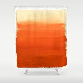 Oranges No. 1 Shower Curtain