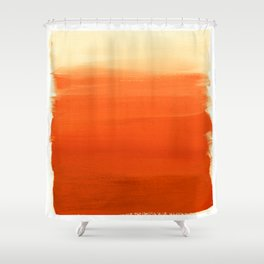 Oranges No. 1 Shower Curtain