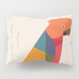 Australian King Parrot Pillow Sham