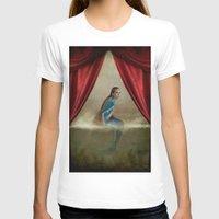 mermaid T-shirts featuring Mermaid by Maria Kanevskaya