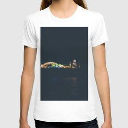 rainbow of lights ... T-shirt