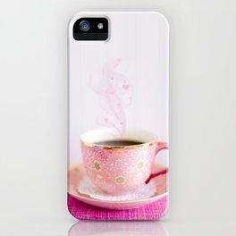 Love my coffee iPhone Case