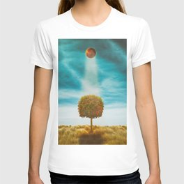 Earth Reflection of Universe T-shirt