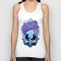 orca Tank Tops featuring Orca  by nicky2342
