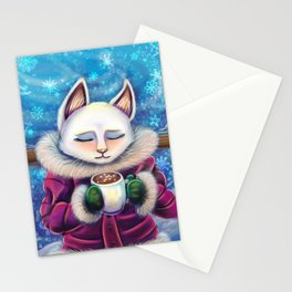 Never Ending Winter Stationery Cards