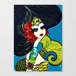 Tendre Sens - Serie Sea Love Canvas Print