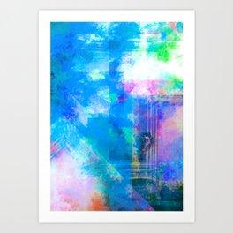 Remix I Art Print