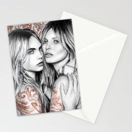 Kate and Cara Stationery Cards