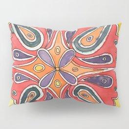 Radial Pillow Sham