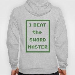 I beat the Sword Master Hoody