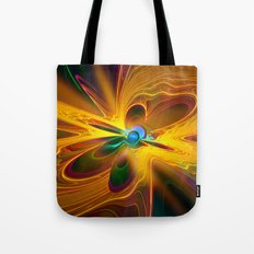Abstract Butterfly Tote Bag