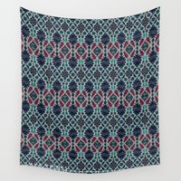 persian Wall Tapestries featuring Persian Feel by lalaprints