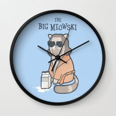 The Big Mewoski Wall Clock
