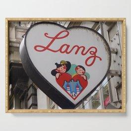 lanz Serving Tray