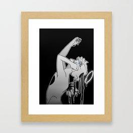 DIMM Framed Art Print