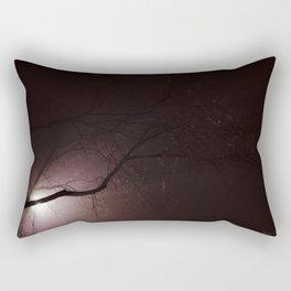 Foggy Night II Rectangular Pillow