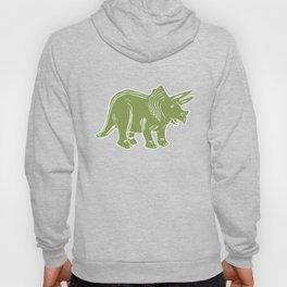 Triceratops Art Hoody