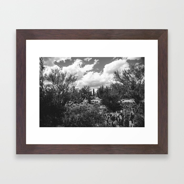 In The West Framed Art Print