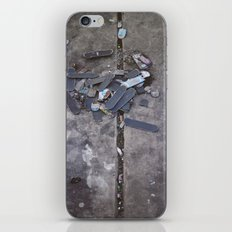 Skates Cementery iPhone & iPod Skin