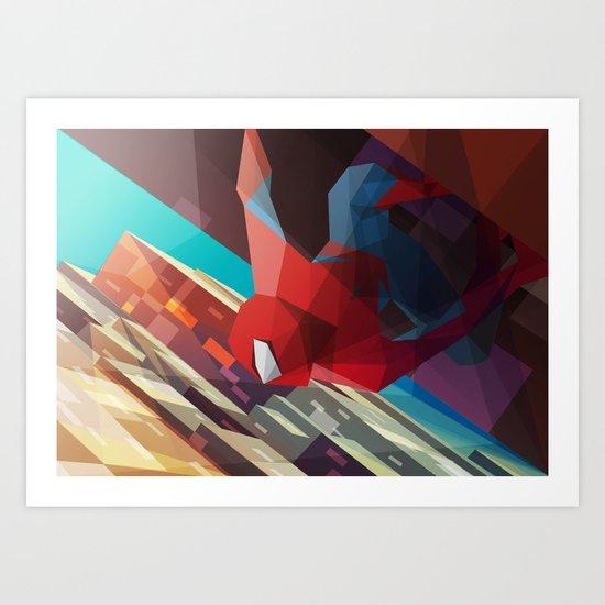 Hang Man Art Print