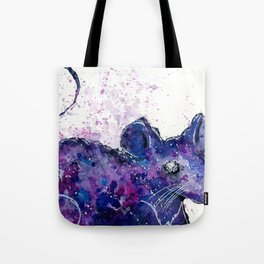 Space Mouse Tote Bag