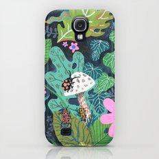 Beetle Pattern Galaxy S4 Slim Case