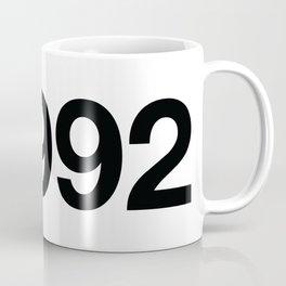 1992 Coffee Mug