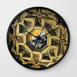 Basilica of Our Lady in Trastevere Wall Clock