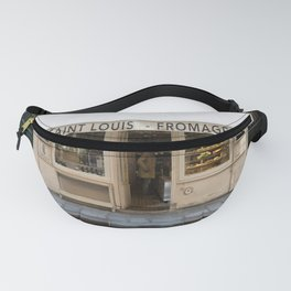 Cheese and Wine Fanny Pack