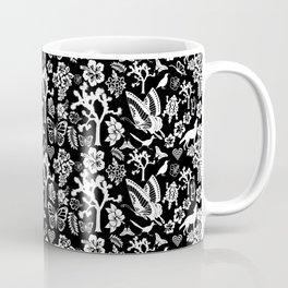 "Joshua Tree Pattern ""Yucca Bali"" by CREYES Coffee Mug"