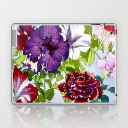 Dazzlin' Petunia Power Laptop & iPad Skin