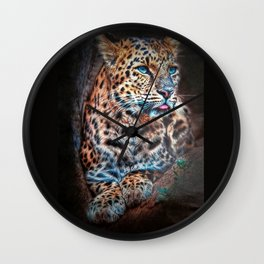 Free to live Wall Clock