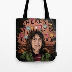 Joyce Stranger Things Tote Bag