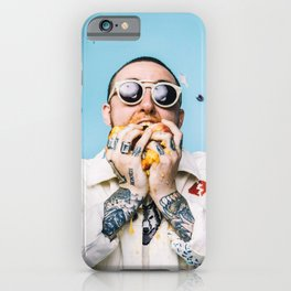 Mac Miller Hip Hop iPhone Case