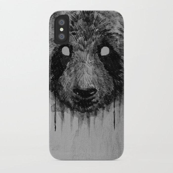P.A.N.D.A iPhone Case