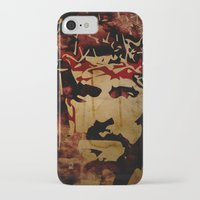 christ iPhone & iPod Cases featuring Jesus Christ by Ed Pires