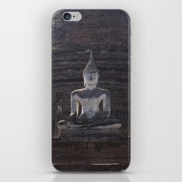 Wat Sa-Si Buddha at Sukhothai Historical Park iPhone Skin