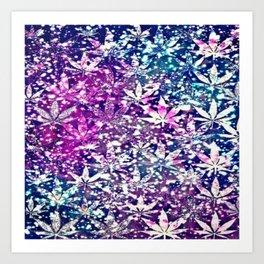 Weed 19 Art Print