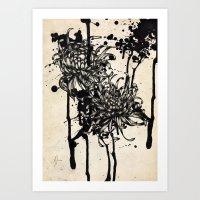 Kikus Art Print