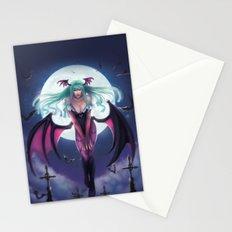Morrigan - Darkstalkers Stationery Cards