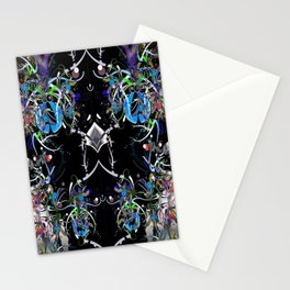 Blending modes Stationery Cards