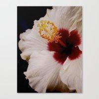 hawaiian Canvas Prints featuring hawaiian by REVAMP